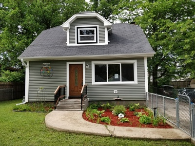 Round Lake Single Family Home For Sale: 24530 West Stub Avenue