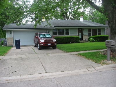 Elgin Single Family Home For Sale: 1195 Crestview Drive