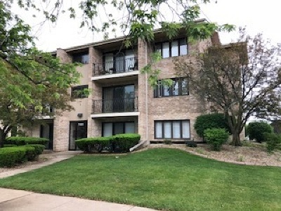 Orland Park Condo/Townhouse Price Change: 7401 Tiffany Drive #2W
