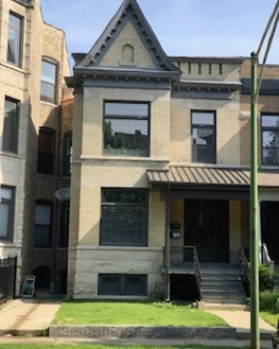 Multi Family Home For Sale: 1418 West Belle Plaine Avenue