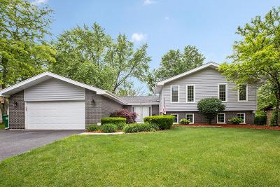 Homer Glen Single Family Home For Sale: 13920 South Cherokee Trail