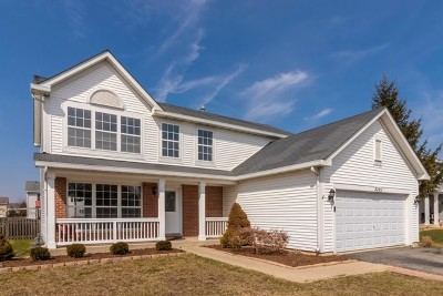 Montgomery Single Family Home Contingent: 2265 Lynn Drive