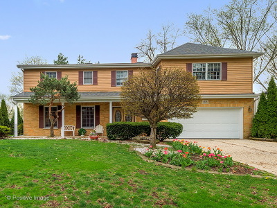 Darien Single Family Home For Sale: 1021 Belair Drive