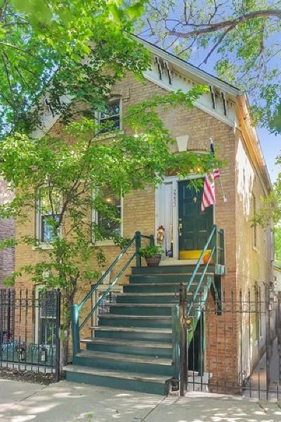 Multi Family Home For Sale: 2233 North Janssen Avenue