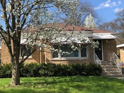 Homewood  Single Family Home For Sale: 1710 187th Street