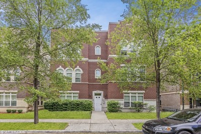 Bronzeville Condo/Townhouse For Sale: 3815 South Langley Avenue #202