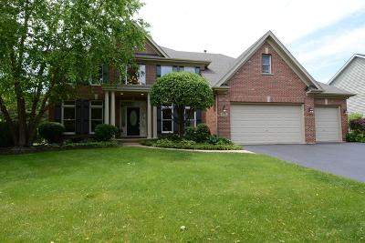 Geneva Single Family Home For Sale: 954 Pebble Beach Court
