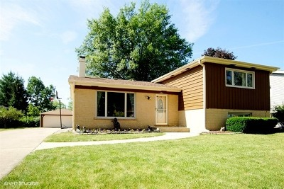 Wood Dale Single Family Home Contingent: 370 Heritage Drive