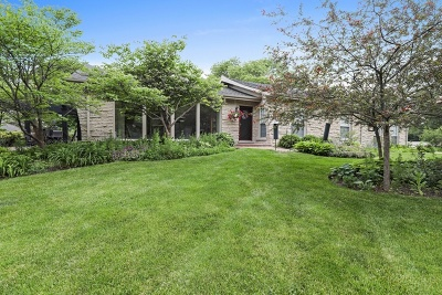 Lake Forest Single Family Home For Sale: 1078 South Estate Lane