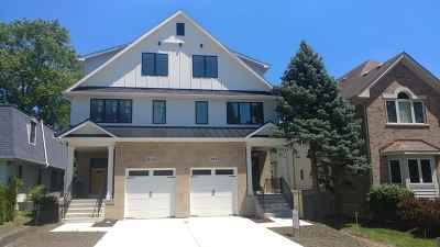 Naperville Condo/Townhouse For Sale: 940 North Loomis Street