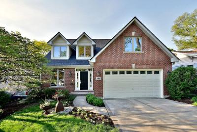 Glen Ellyn Single Family Home For Sale: 308 Elm Street