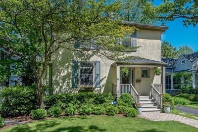 Winnetka Single Family Home For Sale: 801 Locust Street
