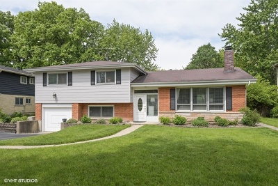 Highland Park Single Family Home For Sale: 1642 Cavell Avenue