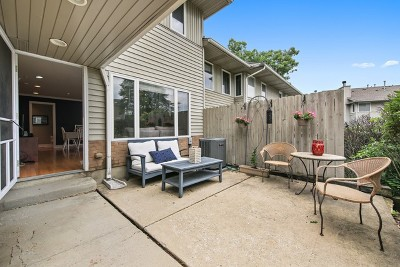 Naperville Condo/Townhouse New: 471 River Bend Road #107