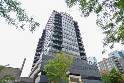 Condo/Townhouse For Sale: 1309 North Wells Street #907
