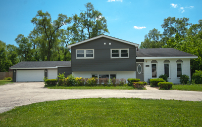 Oak Forest Single Family Home For Sale: 4933 153rd Street