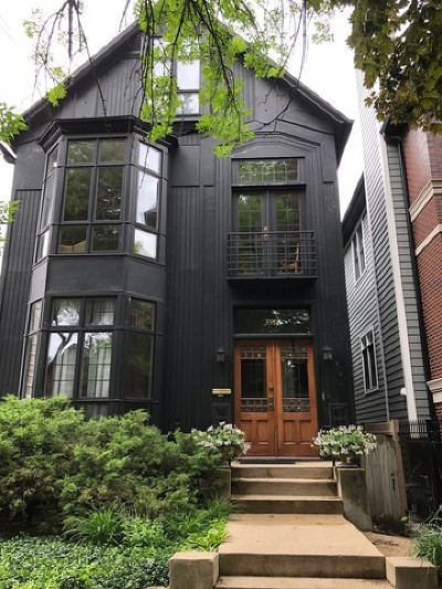 Multi Family Home Contingent: 3914 North Hermitage Avenue