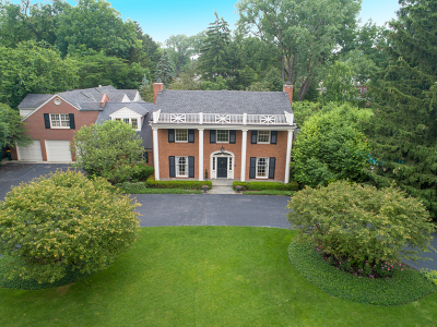 Winnetka Single Family Home For Sale: 78 Woodley Road