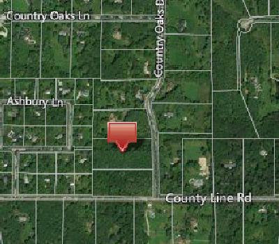 Barrington Hills Residential Lots & Land For Sale: Country Oaks Drive