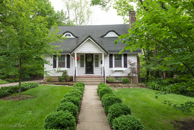 Downers Grove Single Family Home For Sale: 4939 Wallbank Avenue