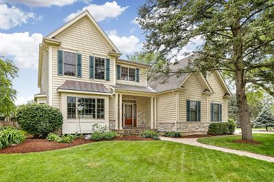 Wheaton Single Family Home For Sale: 1000 East Hawthorne Boulevard