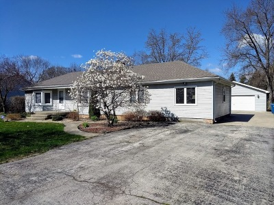 Alsip  Single Family Home For Sale: 11224 South Lawler Avenue