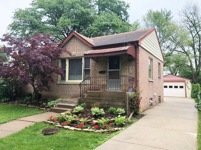 La Grange Park Single Family Home For Sale: 1509 Newberry Avenue