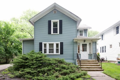 Geneva Single Family Home Price Change: 28 McKinley Avenue