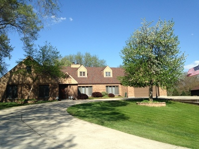 Schaumburg Single Family Home For Sale: 1441 Blackhawk Drive