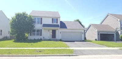 Montgomery Single Family Home For Sale: 1721 Newport Lane
