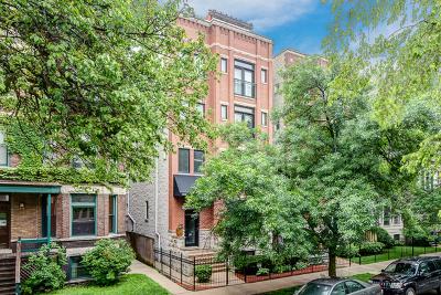 Condo/Townhouse For Sale: 3635 North Wilton Avenue #1