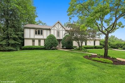 Burr Ridge Single Family Home For Sale: 430 Westminster Drive