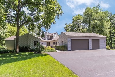 Elgin Single Family Home For Sale: 13n199 Wedgewood Drive