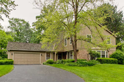 Lincolnshire Single Family Home For Sale: 46 Windsor Drive