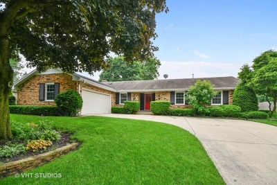 Wheaton Single Family Home For Sale: 1564 Wadsworth Road