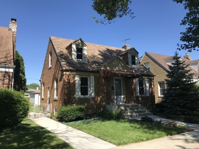 Brookfield Single Family Home Contingent: 3112 Harrison Avenue