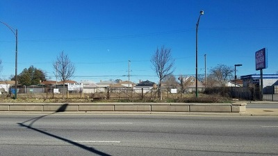 Chicago Residential Lots & Land For Sale: 4919 South Cicero Avenue