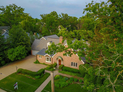 Winnetka Single Family Home For Sale: 201 Linden Street