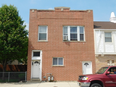 Cicero Multi Family Home For Sale: 5322 West 25th Street