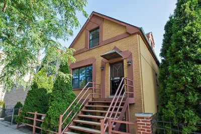 Single Family Home For Sale: 2015 West McLean Avenue