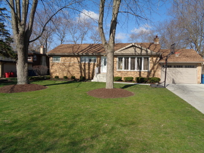 Palos Heights Single Family Home For Sale: 13056 South 71 Avenue