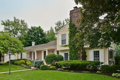 Barrington Single Family Home New: 985 Georgetowne Lane