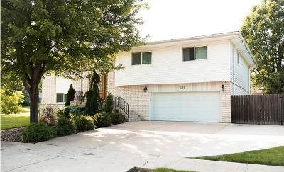Roselle Single Family Home For Sale: 652 Hazel Court