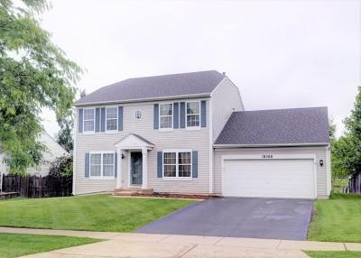 Huntley Single Family Home New: 10368 Central Park Boulevard