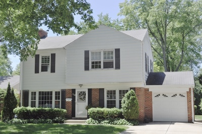Arlington Heights Single Family Home For Sale: 114 South Stratford Road