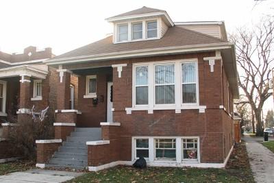 Cicero Multi Family Home Contingent: 1900 South 59th Avenue