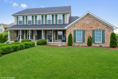 Sycamore Single Family Home Contingent: 1303 Camden Court