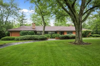 Olympia Fields Single Family Home For Sale: 89 Graymoor Lane