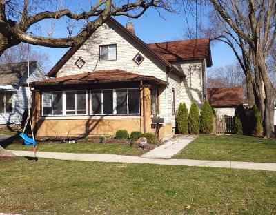 Lockport Single Family Home For Sale: 1506 South Jefferson Street