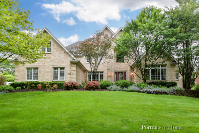 St. Charles Single Family Home Price Change: 4002 Royal Fox Drive